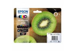 Epson 202 C13T02E74010 multipack eredeti tintapatron