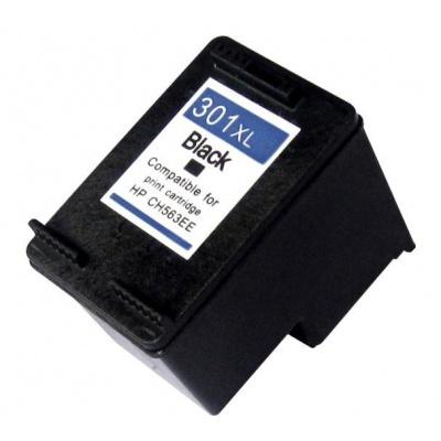 HP 301XL CH563E fekete (black) kompatibilis tintapatron