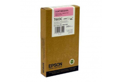 Epson C13T603C00 világos bíborvörös (light magenta) eredeti tintapatron