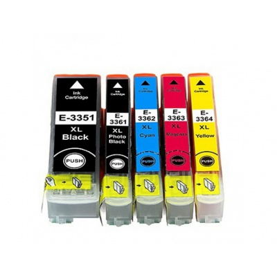 Epson T3357 multipack kompatibilis tintapatron