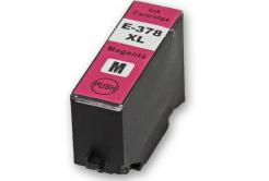 Epson 378XL T3793 bíborvörös (magenta) kompatibilis tintapatron