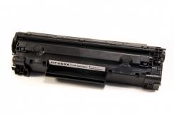 HP 83X CF283X fekete (black) kompatibilis toner