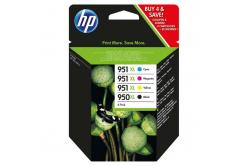 HP 950XL + HP 951XL C2P43AE multipack eredeti tintapatron