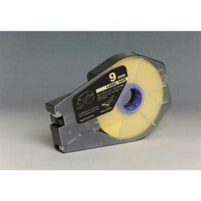 Canon M-1 Std/M-1 Pro / Partex, 9mm x 30m, kazetta, sárga, kompatibilis öntapadó papírszalag