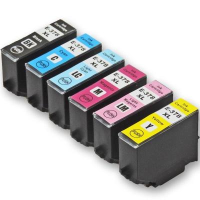 Epson 378XL T3798 multipack kompatibilis tintapatron