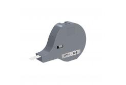P700 L712S, 12mm x 8m, ezüst szalag