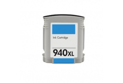 HP 940XL C4907A cián (cyan) kompatibilis tintapatron