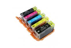 Canon CLI-8 Bk, C,M,Y + PGI-5Bk multipack kompatibilis tintapatron