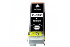 Epson T3351 fekete (black) kompatibilis tintapatron