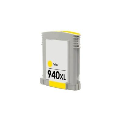 HP 940XL C4909A sárga (yellow) kompatibilis tintapatron