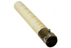 Konica Minolta TN321Y sárga (yellow) kompatibilis toner