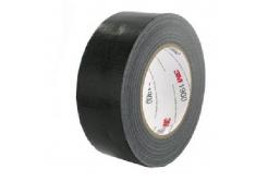 3M 1900 Textil szalag univerzální, 50 mm x 50 m, fekete