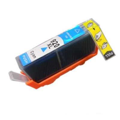 HP 920XL CD972A cián (cyan) kompatibilis tintapatron