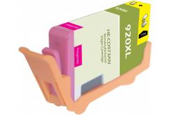 HP 920XL CD973A bíborvörös (magenta) kompatibilis tintapatron