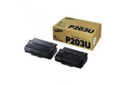 HP SV123A / Samsung MLT-P203U fekete (black) eredeti toner
