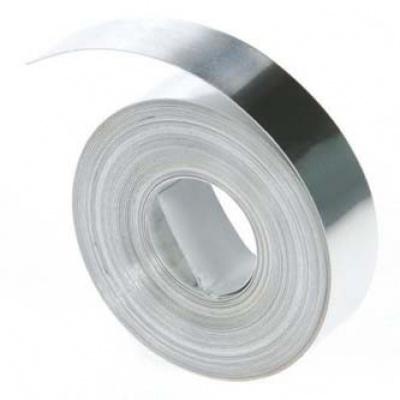 Dymo 31000, S0720160, 12mm x 4,9m, alumínium nem öntapadós, eredeti szalag