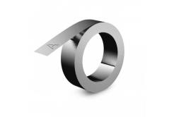 Dymo 32500, S0720170, 12mm x 6, 4m, acél, utángyártott nem öntapadós szalag