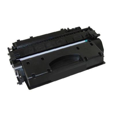 HP 05X CE505X fekete (black) kompatibilis toner