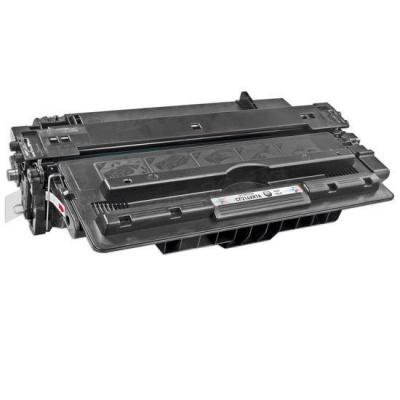 HP 14X CF214X fekete (black) kompatibilis toner