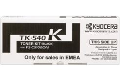 Kyocera Mita TK-540K fekete (black) eredeti toner