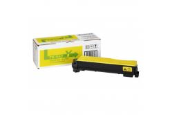 Kyocera Mita TK-540Y sárga (yellow) eredeti toner