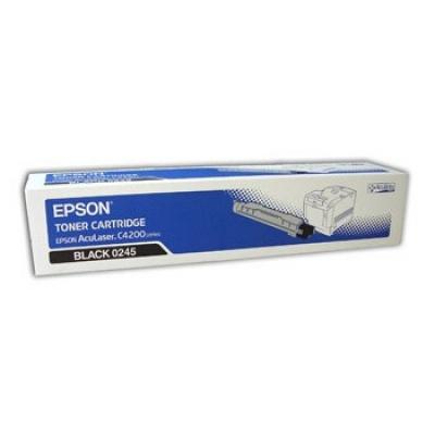 Epson C13S050245 fekete (black) eredeti toner