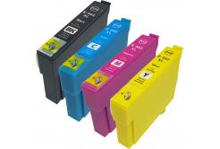 Epson 502XL T02W640 CMYK multipack kompatibilis tintapatron