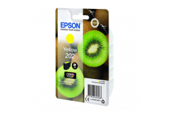 Epson 202 C13T02F44010 sárga (yellow) eredeti tintapatron
