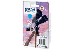 Epson 502 C13T02V24010 cián (cyan) eredeti tintapatron