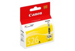 Canon CLI-526Y sárga (yellow) eredeti tintapatron