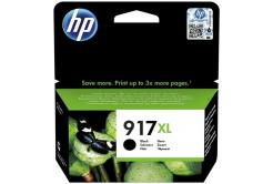 HP 917XL 3YL85AE fekete (black) eredeti tintapatron