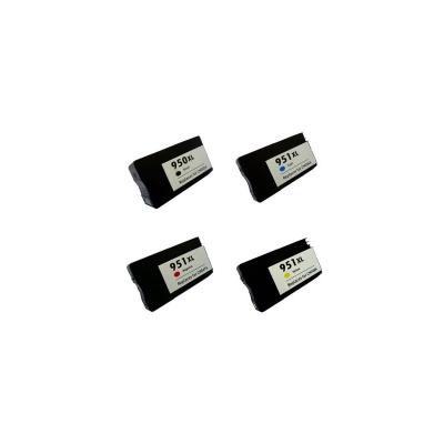 HP 950XL / 951XL C2P43AE multipack kompatibilis tintapatron