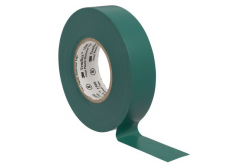 3M Temflex 1500 Elektromos szigetelőszalag, 19 mm x 20 m, zöld