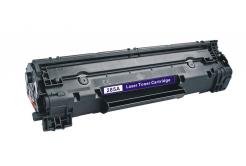 HP 85A CE285A fekete (black) kompatibilis toner