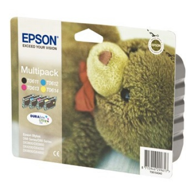 Epson C13T061540 T0615 multipack eredeti tintapatron