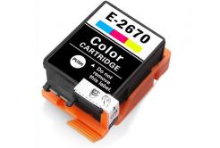 Epson T2670 színes (color) utángyártott tintapatron