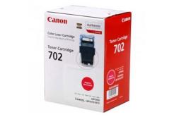 Canon CRG-702 bíborvörös (magenta) eredeti toner
