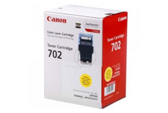Canon CRG-702 sárga (yellow) eredeti toner