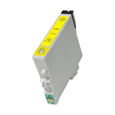 Epson T0484 sárga (yellow) kompatibilis tintapatron
