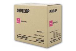 Develop eredeti toner A0X53D7, magenta, 5000 oldal, TNP-50M, Develop Ineo +3100P