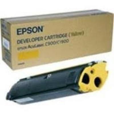 Epson C13S050097 sárga (yellow) eredeti toner
