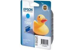 Epson T055240 cián (cyan) eredeti tintapatron