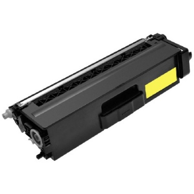Brother TN-421 sárga (yellow) kompatibilis toner