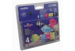 Brother LC-1000VALBP multipack eredeti tintapatron