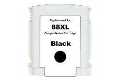 HP 88XL C9396A fekete (black) kompatibilis tintapatron