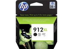 HP 912XL 3YL84AE fekete (black) eredeti tintapatron