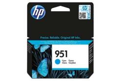 HP CN050AE, č.951 cián (cyan) eredeti tintapatron