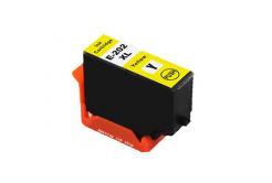 Epson 202XL T02H4 sárga (yellow) kompatibilis tintapatron