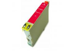 Epson T0553 bíborvörös (magenta) utángyártott tintapatron