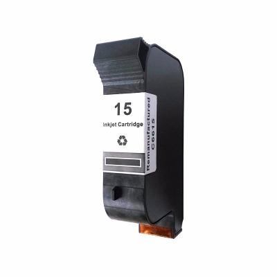 HP 15 C6615D fekete (black) kompatibilis tintapatron
